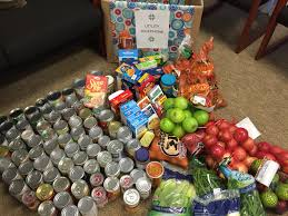 2015 thanksgiving canned food drive