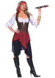cheap costumes for adults sweet buccaneer costume