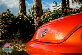 volkswagen orange habanero orange beetle volkswagen of naples