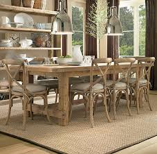 Restoration Hardware Tables Farmhouse Salvaged Wood Rectangular Extension Tables Rectangular