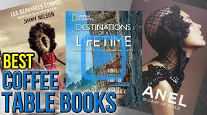 top 10 coffee table books of 2017 video review