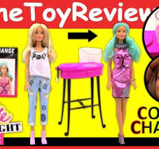 Barbie Style Doll Reviews And by Barbie Day To Night Style Color Changing Doll 2016 Hair Makeup