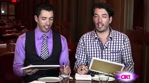 Drew And Jonathan Scott Do The Property Brothers Drew Scott And Jonathan Scott Know Each