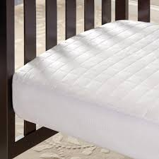 koala baby essentials 100 cotton quilted waterproof fitted crib