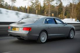 bentley flying spur rear bentley flying spur on the road pictures bentley flying spur