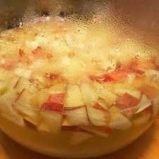 cannelle cuisine boisson type schorle à la pomme et à la cannelle cuisine de mémé