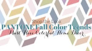 pantone picks colors fall 2017