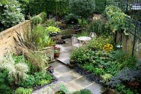 Planting Ideas For Small Gardens Small Garden Design Garden Design For Small Spaces