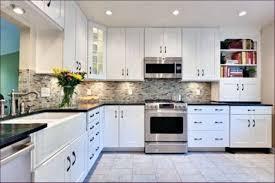 Kitchen Worktop Ideas Kitchen Room Awesome Black White And Blue Kitchen Ideas Small