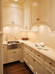 Apron Sink With Backsplash by Curved Pantry Backsplash Design Ideas