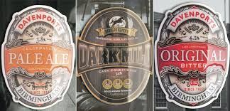 davenports and dares brum u0027s historic beer brands are back from