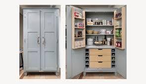 free standing kitchen ideas artistic pantries free standing kitchen storage cabinets