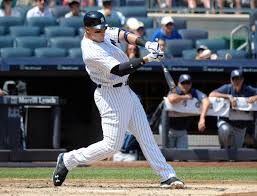 Aaron Judge Made His Mlb Debut In Center Field - aaron judge makes historic mlb debut with yankees fresno state