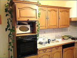 repeindre meuble de cuisine en bois meuble cuisine bois onews me