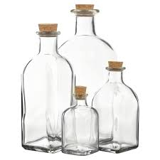 glass bottles ebay
