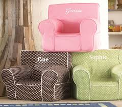 Pottery Barn Kids Everyday Chair Personalized Anywhere Chair 99 U2013 159 Best Personalized Gifts