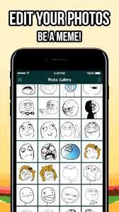 Meme Generator App Iphone - funny feed meme generator app on the app store