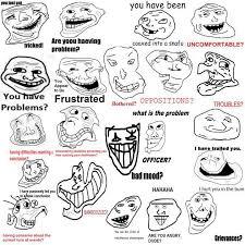 Meme Names And Faces - troll faces names lekton info