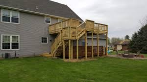 Drysnap Under Deck Rain Carrying System by Springfield Oh Second Story Decks Dayton U0026 Cincinnati Deck