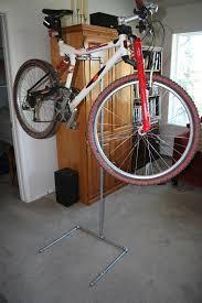 Homemade Home Decorating Ideas 18 Remarkable Homemade Bike Repair Stand Ideas