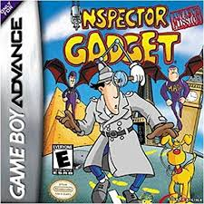 amazon inspector gadget gba video games