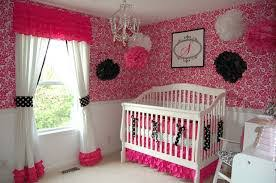 baby nursery decor white and pink baby themed nursery