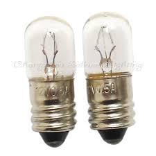 miniature incandescent light bulb 1000pcs lot e10 t10x27 12v 0 5a miniature l light bulb a307 in