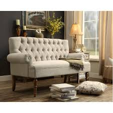 Recovering A Settee Settees U0026 Settee Benches You U0027ll Love Wayfair