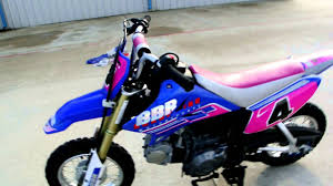 motocross bike dealers 2009 yamaha ttr50e electric start kids dirt bike overview and