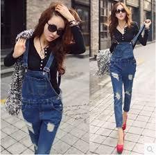 Jeans Jumpsuit For Womens Women Jean Jumpsuits Promotion Shop For Promotional Women Jean