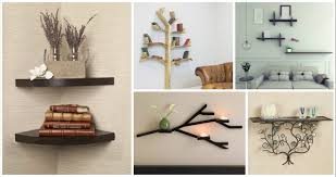 14 imaginary floating wall shelves for small homes