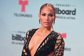 j lo jlo wore two really revealing dresses for latin billboards photos