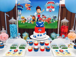 Paw Patrol party supplies Lifes Little Celebration