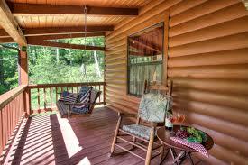 cabin porch photos u2013 simply serene cabin