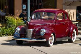Antique Ford Truck Club - 1940 ford maroon fvl ford products antique automobile club