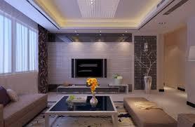 living design of modern living room tv background wall living