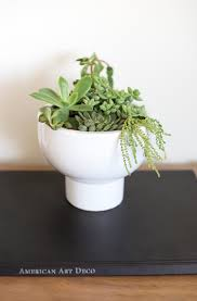 succulent planter pedestal succulent planter diy room for tuesday