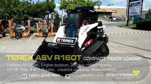 2018 models upgrades to 2016 au pt50 terex r160t compact track