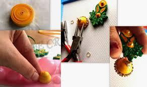 how to make jhumka earrings diy quilled jumkha earrings a guest tutorial jewels of sayuri
