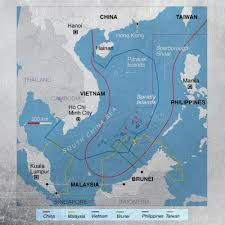 the south china sea crisis international law sovereignty and the