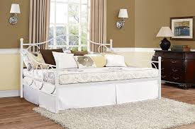 Modern Daybed With Trundle Furniture Ikea Tarva Modern Daybeds Day Frame Twin Size Daybed