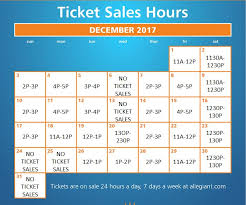 american eagle allegiant ticket counter hours sioux falls