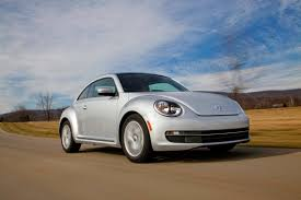 white volkswagen convertible 2013 volkswagen beetle overview cars com