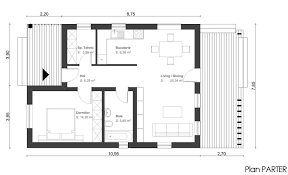 simple one bedroom house plans small one room house plans design layout log home cabins