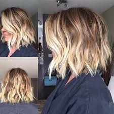 short brown hair with light blonde highlights 31 cool balayage ideas for short hair page 2 of 3 stayglam