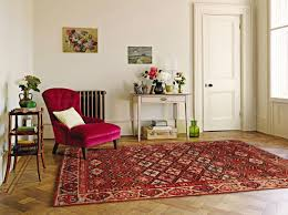 Red Round Rugs by Transform Any Room In Your House With An Area Rug