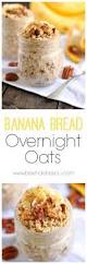 But First Breakfast 18 Recipes That Will Make Your Mornings by Recipe Post Banana Bread Overnight Oats Be Whole Be You