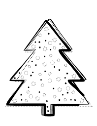 christmas tree coloring pages coloring book 35 free printable