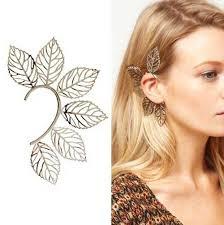 ear cuff images new style unique big leaf ear cuff ear cuff earrings beautiful