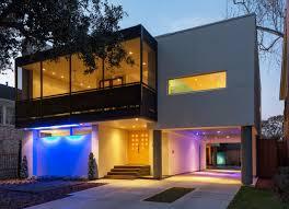 homes modern contemporary custom houston house plans 75909